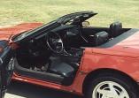 1989 Corvette Interior