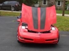 1999 Corvette w/ custom striping