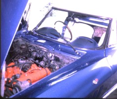 Corvette 65 Engine