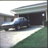 My first corvette